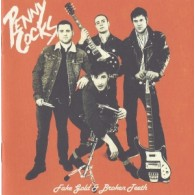Pennycocks - Fake Gold & Broken Teeth CD