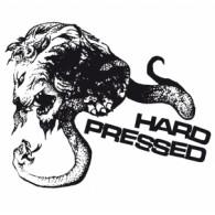 "HARD PRESSED - S/T 7""EP lim.250 Black"
