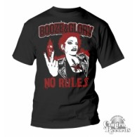 Booze & Glory - No Rules - T-Shirt black