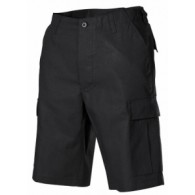 Army Shorts - Black (US-BDU Ripstop)