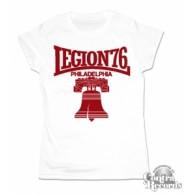 Legion 76 - Bell - Girl Shirt White