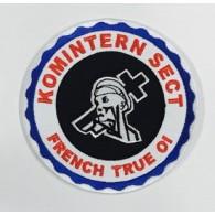 Patch - Komintern Sect - French true Oi