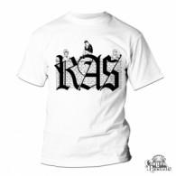 """R.A.S. - """"Rien a Signaler"""" -T-Shirt white"""