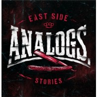 """ANALOGS,THE - EAST SIDE STORIES 7""""EP lim. Red"""