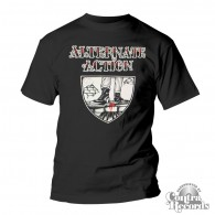 "Alternate Action - ""Boots"" - T-Shirt black"
