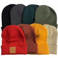 """Contra Records - """"Anchor new"""" Beanie"""