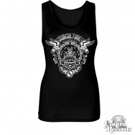 "Subculture for Life ""Battleship"" Girl Tanktop black"