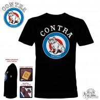 "Contra Streetwear - ""Target"" T-Shirt lim.20 black"
