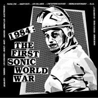 """V/A """"1984 : THE FIRST SONIC WORLD WAR"""" - 12""""LP"""