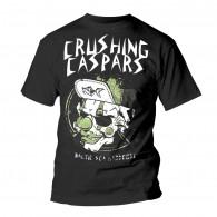 """Crushing Caspars - """"Caspar"""" T-Shirt black"""
