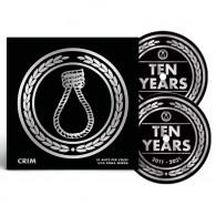 """CRIM - """"10 Anys Per Veure Una Bona Merda"""" - 2xCD incl. Bonus (PRE ORDER)"""