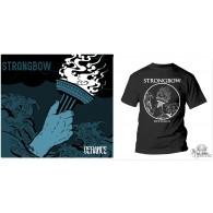 "Strongbow - ""Defiance"" #package 12""GF-LP black+T-Shirt"