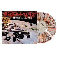 "Cheap Stuff - ""Kings And Pawns"" 12""GF-LP lim.300 splatter"