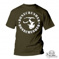 Bonecrusher - classic - T-Shirt olive green