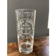 "Contra Records - ""Anchor new"" - Drinking Glass"