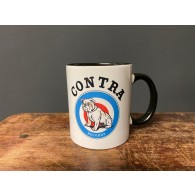 "Contra Records - ""Bulldog Target"" - Tasse/Mug"