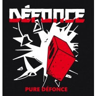 """Defonce - """"pure defonce"""" 12""""LP lim.220 black"""