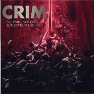 """Crim - """"Pare Nostre Que Esteu a l'Infern"""" 12""""GF-LP lim.400 silver"""