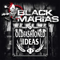 V/A Black Marias/ Oldfashioned Ideas -Split 7'EP clear splatter