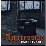 "Aggressive - ""Unbreakable"" - 12""GF-LP lim.200 black"