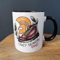 Crazy Skingirl - Tasse/Mug