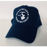 Bonecrusher - Trucker Cap dark navy blue