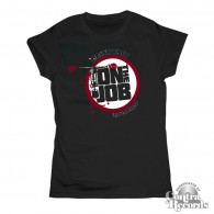 On the Job - Girl Shirt - black