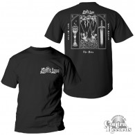 "Lion's Law - ""The Pain,The Blood.."" The T-Shirt black front/backprint"