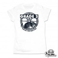 Grade 2 - Break the Routine - Girl Shirt white