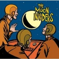 Moon Invaders - s/t CD