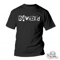 "Divided,The - ""World You're Living In"" T-Shirt black"