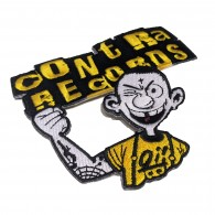 Contra Records Oi! - Patch
