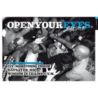 Open Your Eyes Fanzine #3