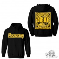 LA INQUISICIÓN - BARCINO Hoody black front/backprint