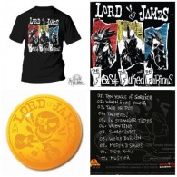 "Lord James package deal# T-Shirt + ""The Fast,The Fuked and the Furious""- Digipack-CD"