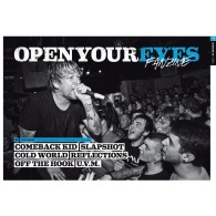 Open Your Eyes Fanzine #4
