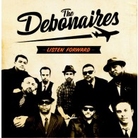 "Debonaires - Listen Forward 12""LP+CD"