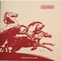"Tachanka - Vengeance De Classe 7""EP lim.300 black"