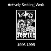 """Restarts - Actively Seeking Work 1996-1998 - 12""""LP lim. Red vinyl"""