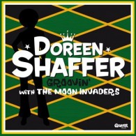 "Doreen Shaffer ‎- Groovin' With The Moon Invaders 12""LP"