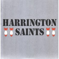 Harrington Saints - Bootstraps 7'EP lim. silver