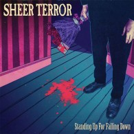 Sheer Terror ‎- Standing Up For Falling Down Digipack-CD
