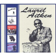 Laurel Aitken ‎- Original Albums Collection 5xCD Clamshell Box Set Edition