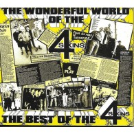 4 Skins - The Wonderful World Of The 4 Skins - CD (The Best Of The 4 Skins)