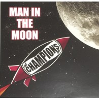 Champions Inc. - Man on the Moon -7`EP lim.200 dark marbeled
