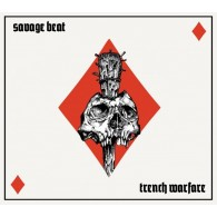 Savage Beat - Trench warfare CD (lim 300)