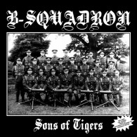 B Squadron - Sons of tigers CD + Bonustracks