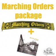 Marching Orders - package deal # Scarf + Digipack-CD