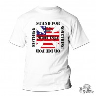 "Street Dogs - ""stand for something"" T-Shirt lim.40 pcs edt"