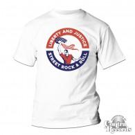 "Liberty & Justice - ""Street Rock & Roll"" T-Shirt"